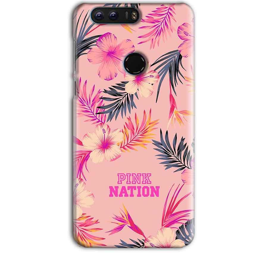 Huawei Honor 8 Pro Mobile Covers Cases Pink nation - Lowest Price - Paybydaddy.com