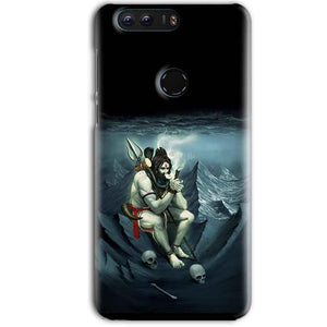 Huawei Honor 8 Pro Mobile Covers Cases Shiva Smoking - Lowest Price - Paybydaddy.com