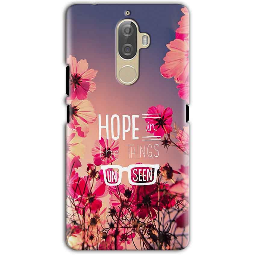 Lenovo K8 Note Mobile Covers Cases Hope in the Things Unseen- Lowest Price - Paybydaddy.com