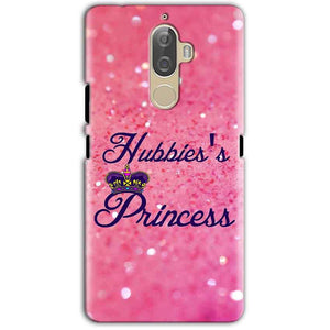Lenovo K8 Note Mobile Covers Cases Hubbies Princess - Lowest Price - Paybydaddy.com
