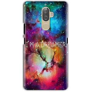 Lenovo K8 Note Mobile Covers Cases I am Dreamer - Lowest Price - Paybydaddy.com