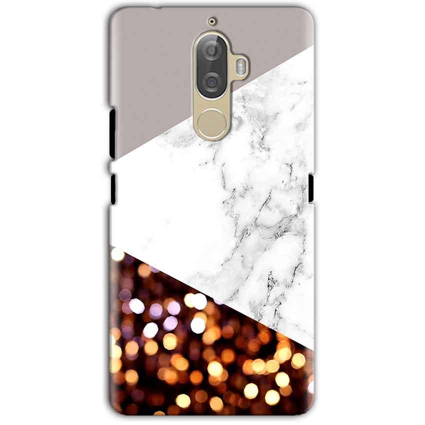 Lenovo K8 Note Mobile Covers Cases MARBEL GLITTER - Lowest Price - Paybydaddy.com