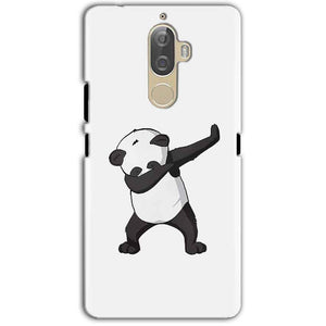 Lenovo K8 Note Mobile Covers Cases Panda Dab - Lowest Price - Paybydaddy.com