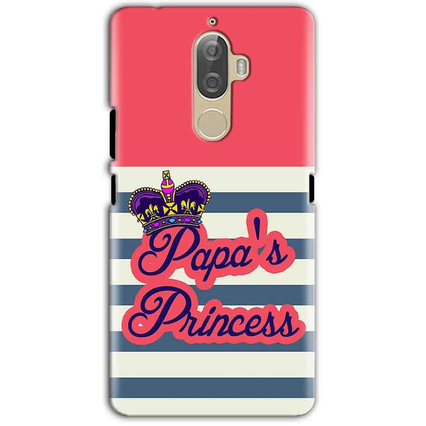 Lenovo K8 Note Mobile Covers Cases Papas Princess - Lowest Price - Paybydaddy.com