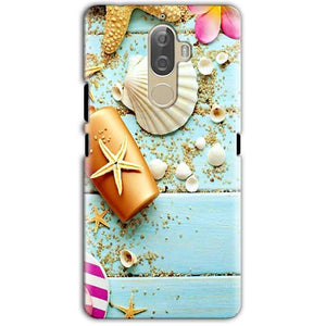 Lenovo K8 Note Mobile Covers Cases Pearl Star Fish - Lowest Price - Paybydaddy.com