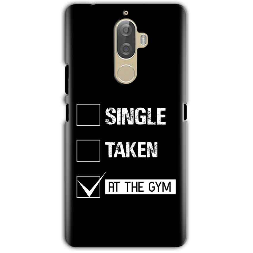 Lenovo K8 Note Mobile Covers Cases Single Taken At The Gym - Lowest Price - Paybydaddy.com