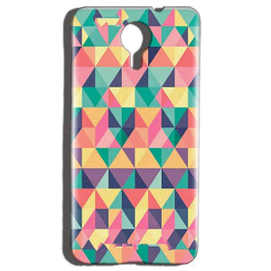 Micromax Canvas Nitro 4g E455 Mobile Covers Cases Prisma coloured design - Lowest Price - Paybydaddy.com