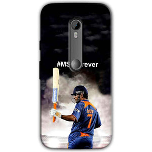 Moto G Turbo Edition Mobile Covers Cases MS dhoni Forever - Lowest Price - Paybydaddy.com