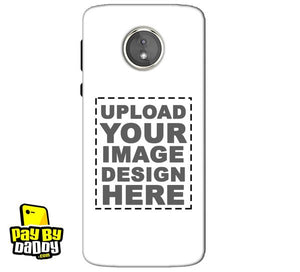 Customized Motorola Moto E5 Plus Mobile Phone Covers & Back Covers with your Text & Photo