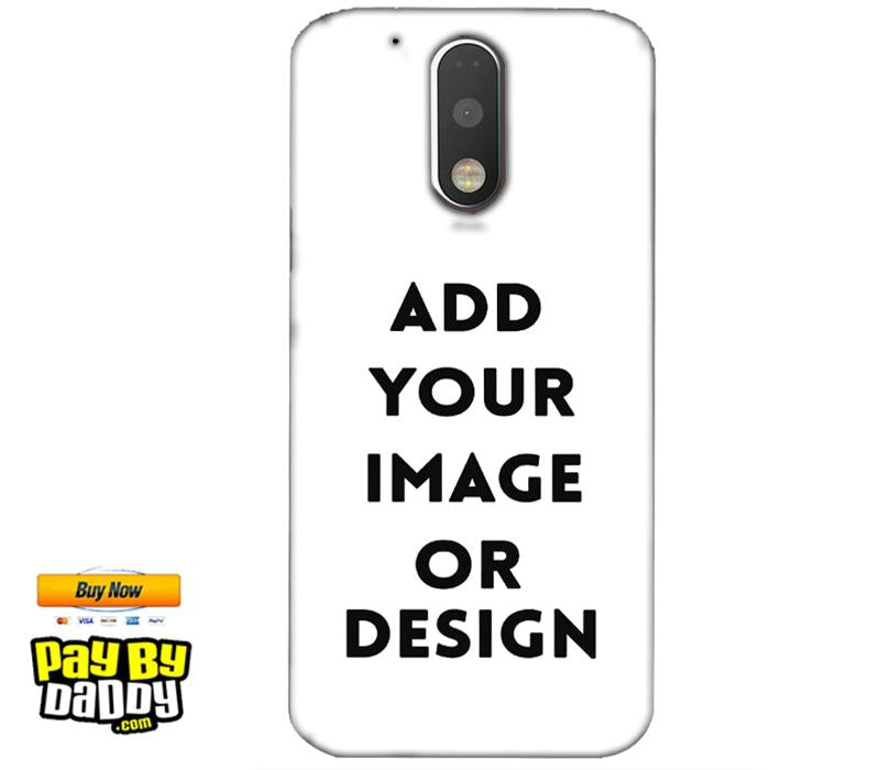 Customized Motorola Moto G4 Plus Mobile Phone Covers & Back Covers with your Text & Photo