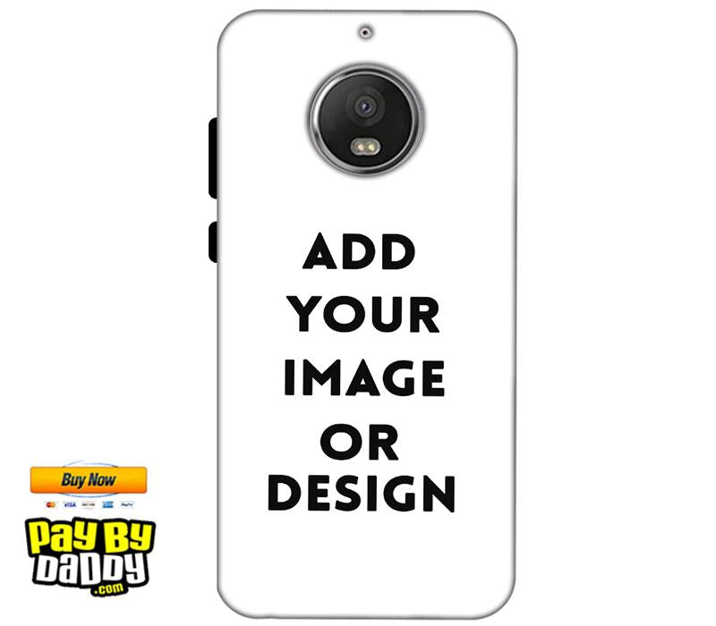 Customized Motorola Moto G5S Mobile Phone Covers & Back Covers with your Text & Photo