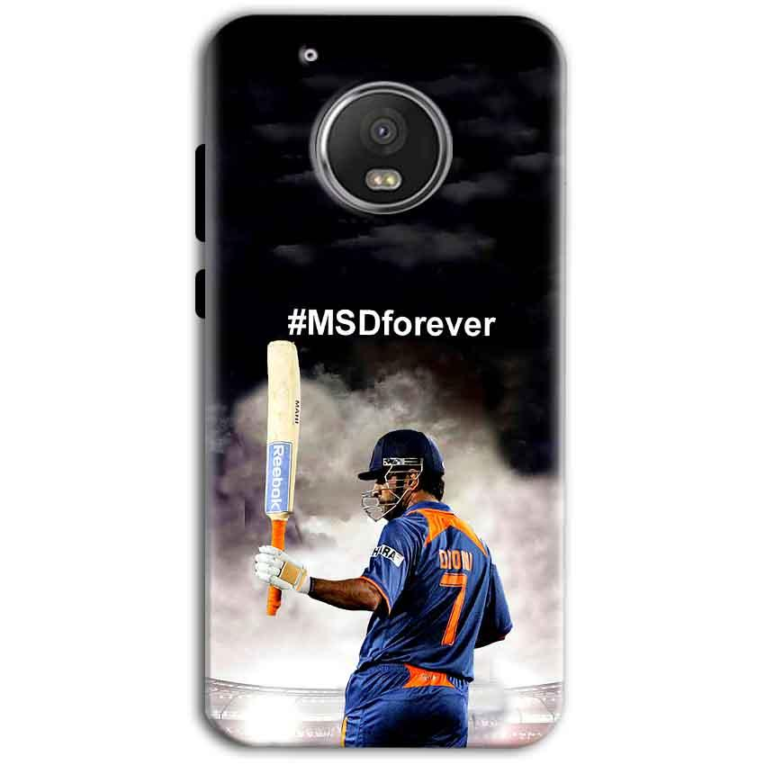 Motorola Moto G5 Plus Mobile Covers Cases MS dhoni Forever - Lowest Price - Paybydaddy.com