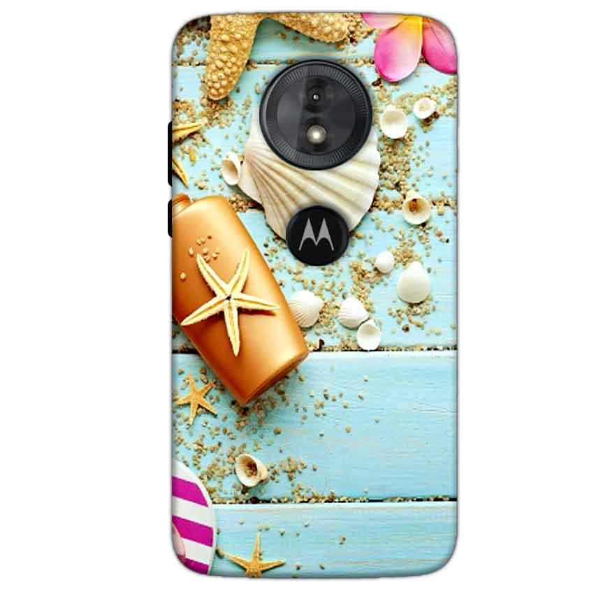 Motorola Moto G6 Play Mobile Covers Cases Pearl Star Fish - Lowest Price - Paybydaddy.com
