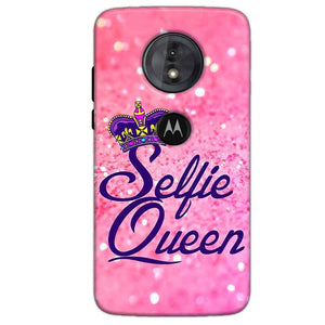 Motorola Moto G6 Play Mobile Covers Cases Selfie Queen - Lowest Price - Paybydaddy.com