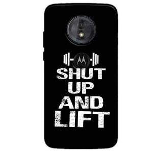 Motorola Moto G6 Play Mobile Covers Cases Shut Up And Lift - Lowest Price - Paybydaddy.com