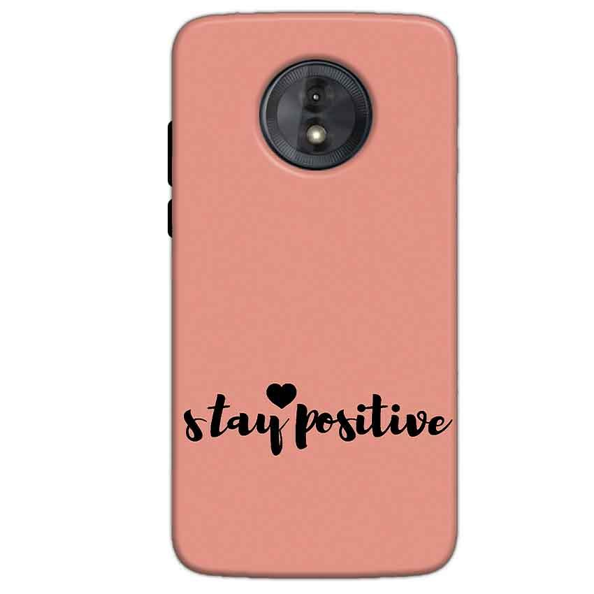 Motorola Moto G6 Play Without Cut Mobile Covers Cases Stay Positive - Lowest Price - Paybydaddy.com