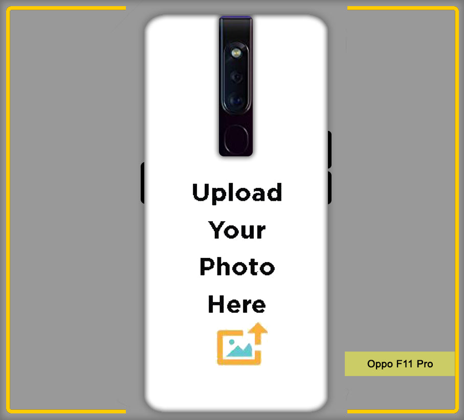 CustomizedIntex OPPO F11 Pro 4s Mobile Phone Covers & Back Covers with your Text & Photo