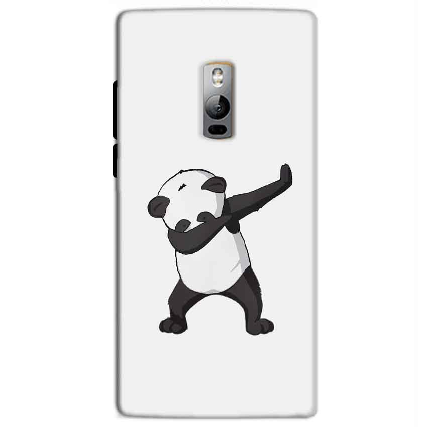 One Plus 2 Two Mobile Covers Cases Panda Dab - Lowest Price - Paybydaddy.com