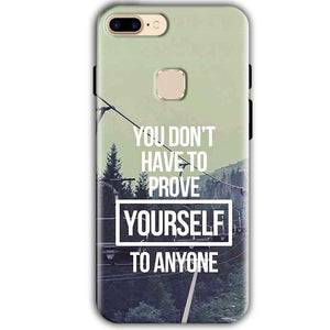 One Plus 5T Mobile Covers Cases Donot Prove yourself - Lowest Price - Paybydaddy.com