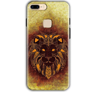 One Plus 5T Mobile Covers Cases Lion face art - Lowest Price - Paybydaddy.com