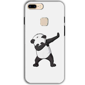 One Plus 5T Mobile Covers Cases Panda Dab - Lowest Price - Paybydaddy.com