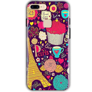 One Plus 5T Mobile Covers Cases Paris Sweet love - Lowest Price - Paybydaddy.com