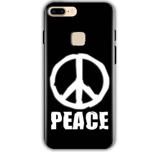 One Plus 5T Mobile Covers Cases Peace Sign In White - Lowest Price - Paybydaddy.com