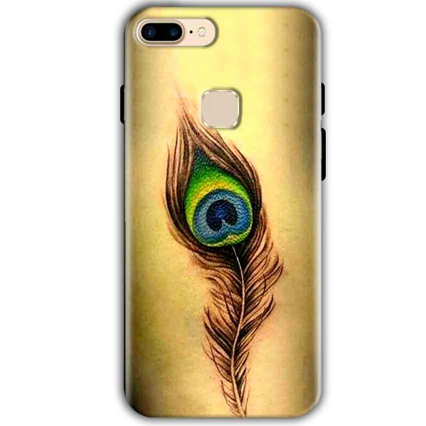 One Plus 5T Mobile Covers Cases Peacock coloured art - Lowest Price - Paybydaddy.com