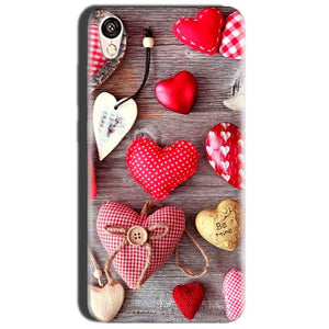 Oppo A37 Mobile Covers Cases Hearts- Lowest Price - Paybydaddy.com