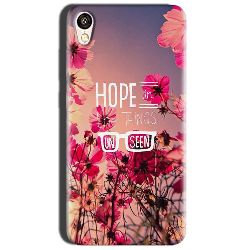 Oppo A37 Mobile Covers Cases Hope in the Things Unseen- Lowest Price - Paybydaddy.com