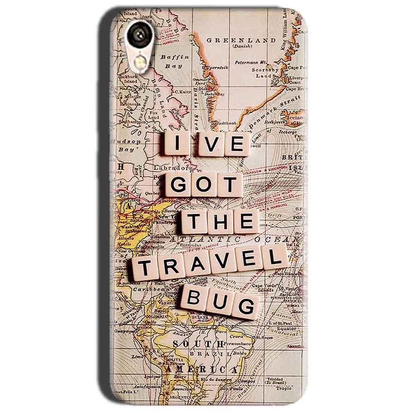 Oppo A37 Mobile Covers Cases Live Travel Bug - Lowest Price - Paybydaddy.com