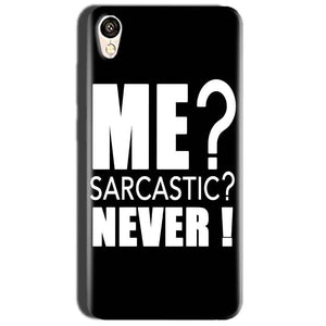 Oppo A37 Mobile Covers Cases Me sarcastic - Lowest Price - Paybydaddy.com
