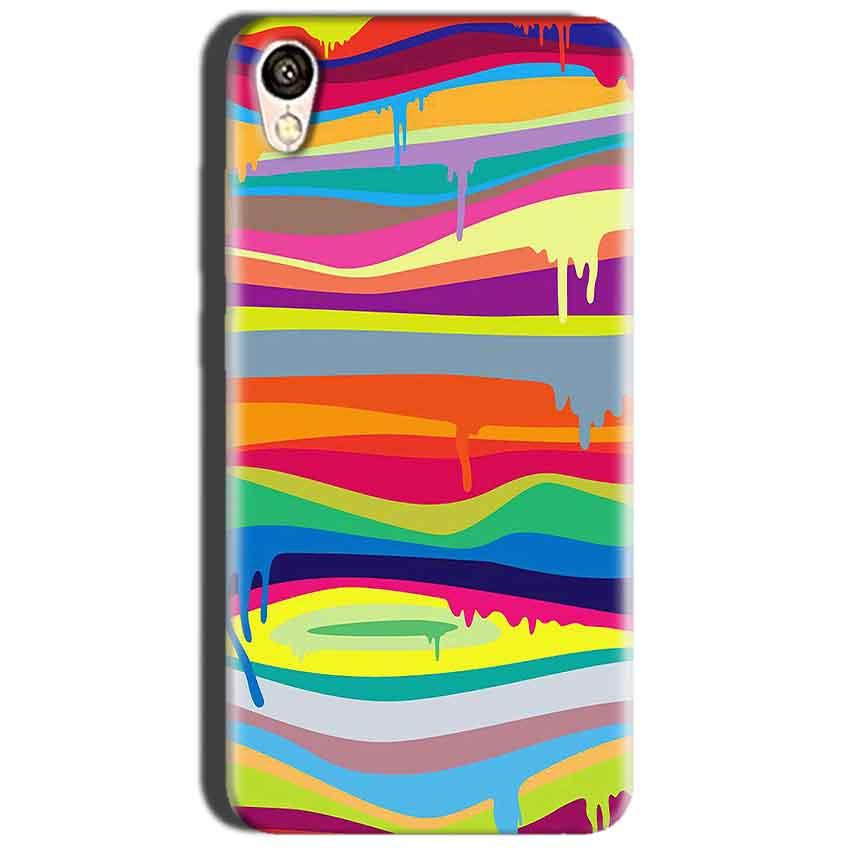 Oppo A37 Mobile Covers Cases Melted colours - Lowest Price - Paybydaddy.com