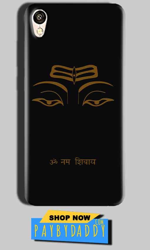 Oppo A37 Mobile Covers Cases Om Namaha Gold Black - Lowest Price - Paybydaddy.com