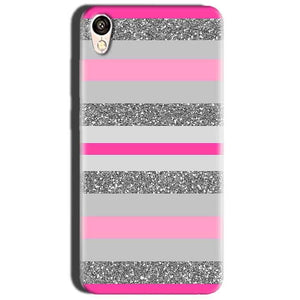 Oppo A37 Mobile Covers Cases Pink colour pattern - Lowest Price - Paybydaddy.com