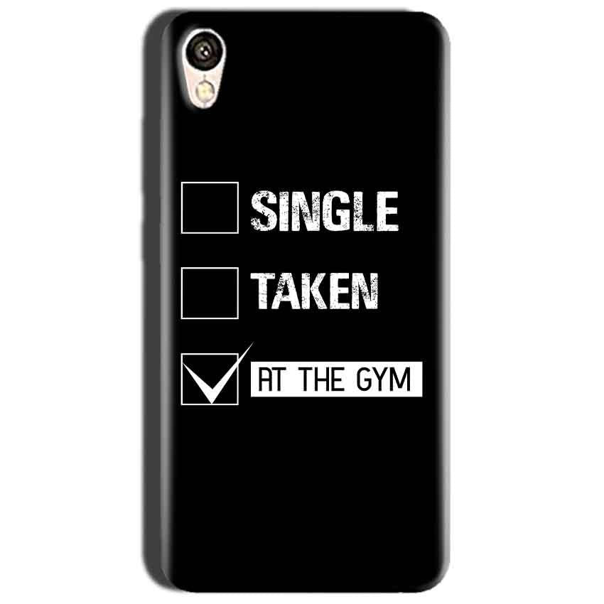 Oppo A37 Mobile Covers Cases Single Taken At The Gym - Lowest Price - Paybydaddy.com