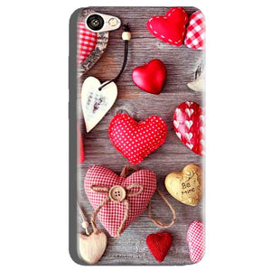 Oppo A71 Mobile Covers Cases Hearts- Lowest Price - Paybydaddy.com