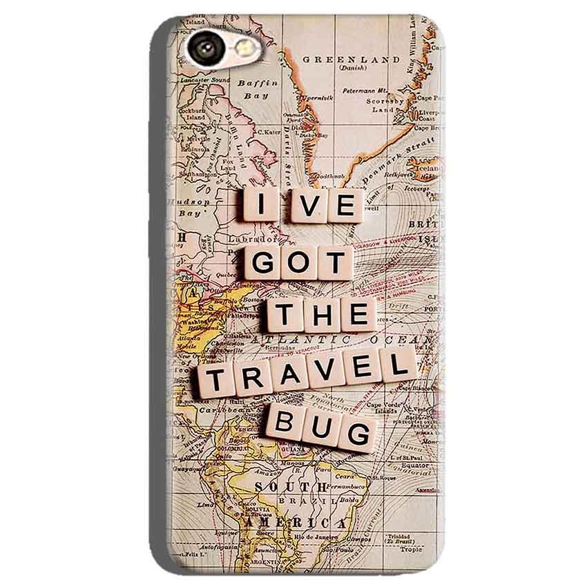 Oppo A71 Mobile Covers Cases Live Travel Bug - Lowest Price - Paybydaddy.com