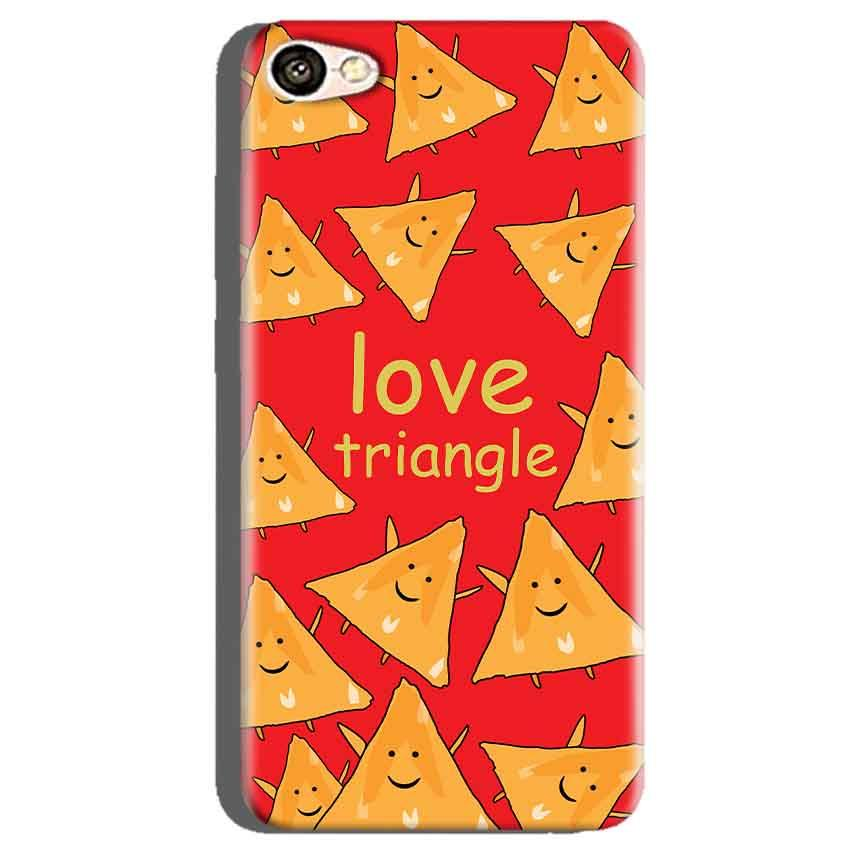 Oppo A71 Mobile Covers Cases Love Triangle - Lowest Price - Paybydaddy.com