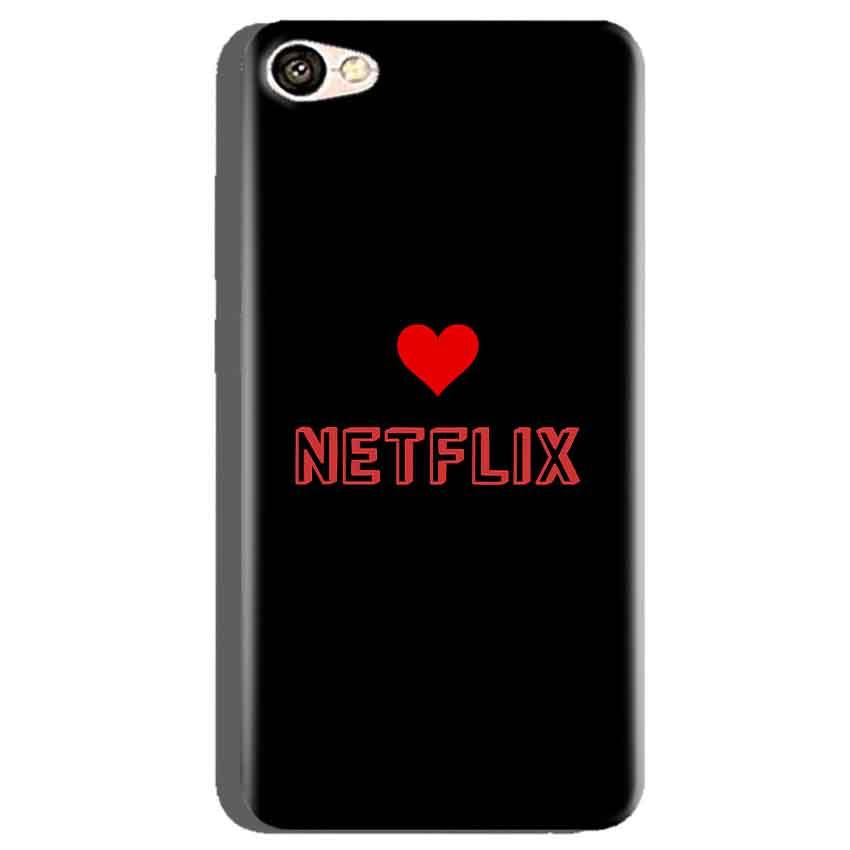 Oppo A71 Mobile Covers Cases NETFLIX WITH HEART - Lowest Price - Paybydaddy.com