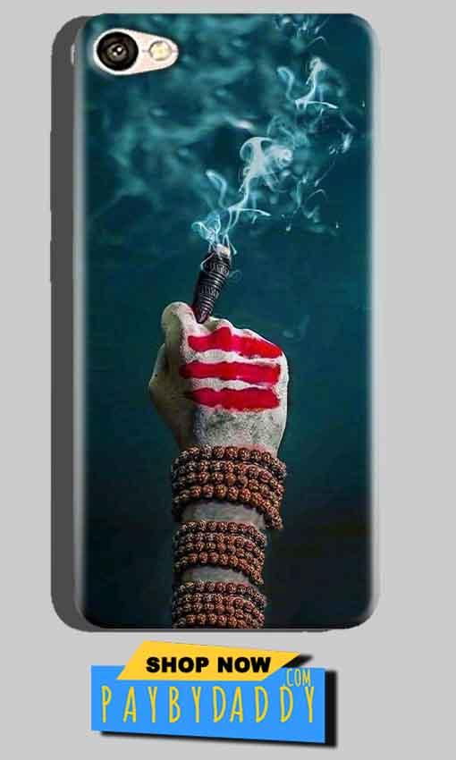 Oppo A71 Mobile Covers Cases Shiva Hand With Clilam - Lowest Price - Paybydaddy.com