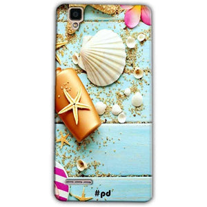 Oppo F1 Mobile Covers Cases Pearl Star Fish - Lowest Price - Paybydaddy.com