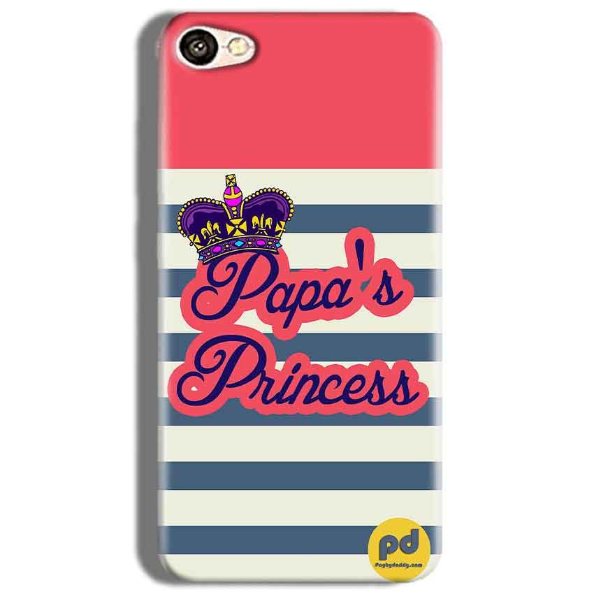 Oppo F3 Mobile Covers Cases Papas Princess - Lowest Price - Paybydaddy.com