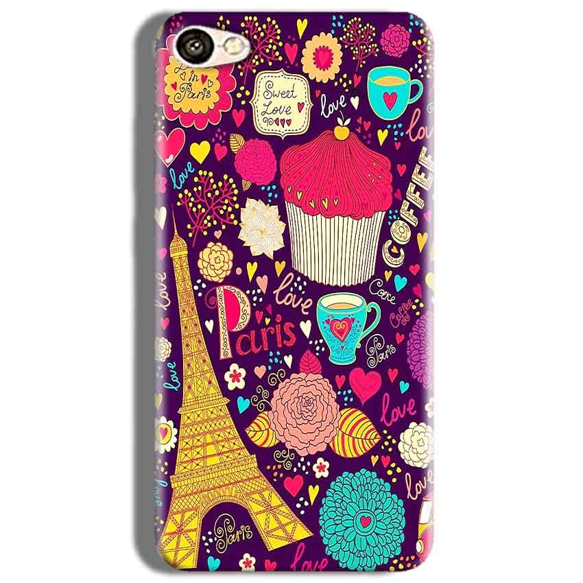 Oppo F3 Mobile Covers Cases Paris Sweet love - Lowest Price - Paybydaddy.com