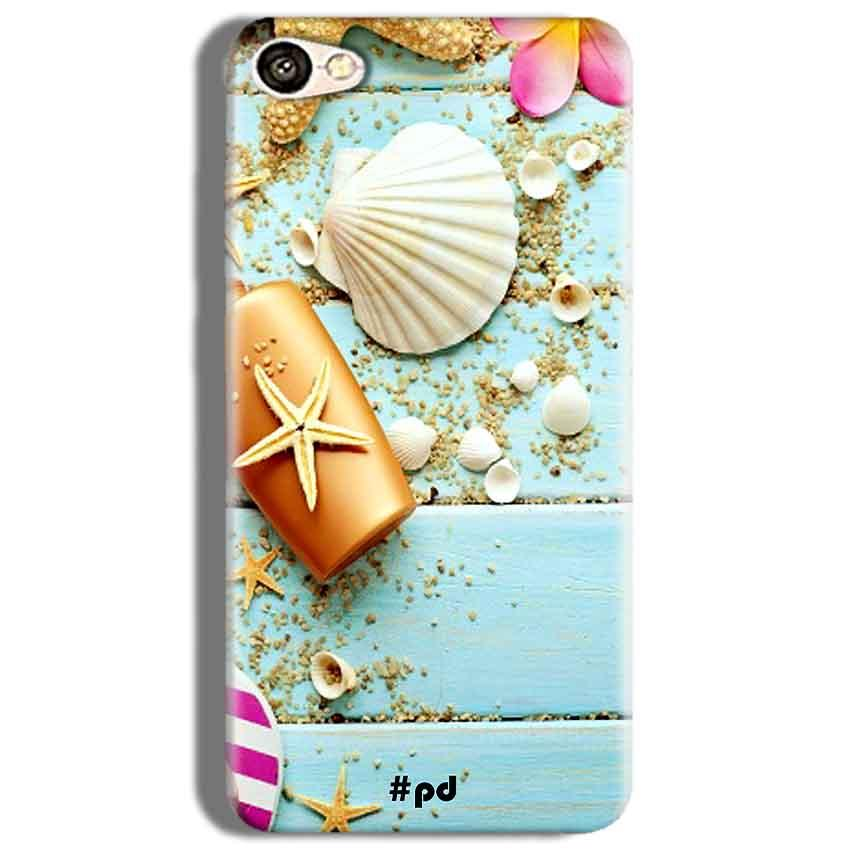 Oppo F3 Mobile Covers Cases Pearl Star Fish - Lowest Price - Paybydaddy.com
