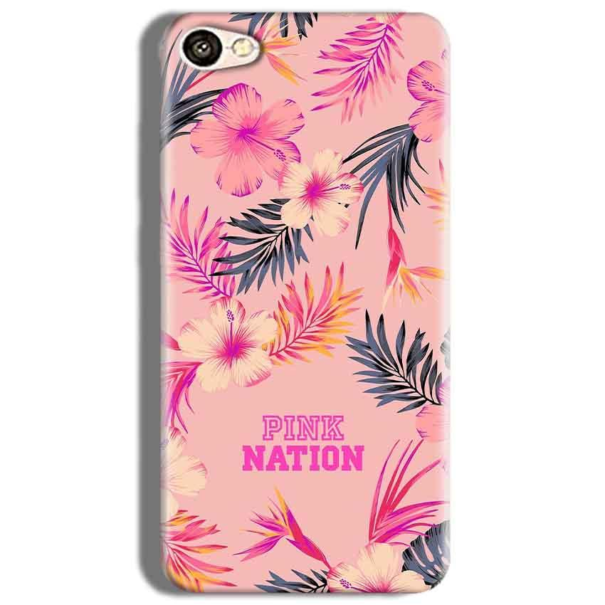 Oppo F3 Mobile Covers Cases Pink nation - Lowest Price - Paybydaddy.com