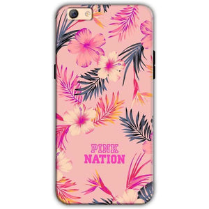 Oppo F3 Plus Mobile Covers Cases Pink nation - Lowest Price - Paybydaddy.com