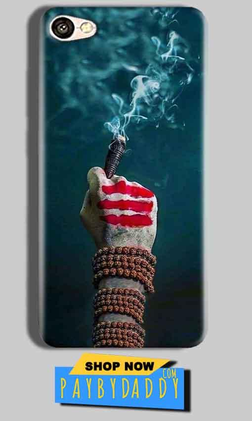 Oppo F3 Plus Mobile Covers Cases Shiva Hand With Clilam - Lowest Price - Paybydaddy.com