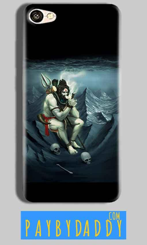 Oppo F3 Plus Mobile Covers Cases Shiva Smoking - Lowest Price - Paybydaddy.com