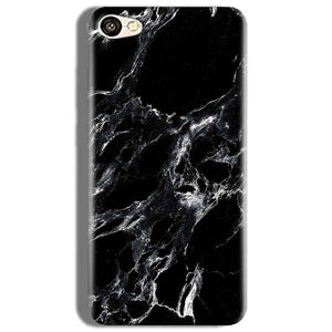 Oppo F3 Mobile Covers Cases Pure Black Marble Texture - Lowest Price - Paybydaddy.com